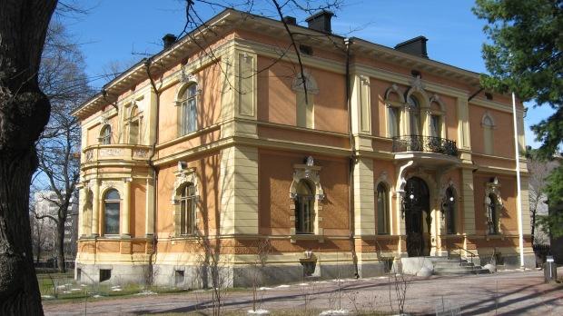 Humanisticum, Åbo Akademi, Åbo.